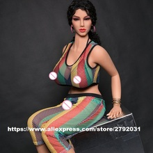 цена на Huge Breast Big ASS Silicone Sex Doll 170cm Full Size Adult Solid Love Doll Masturbation Oral Sex Doll For Men