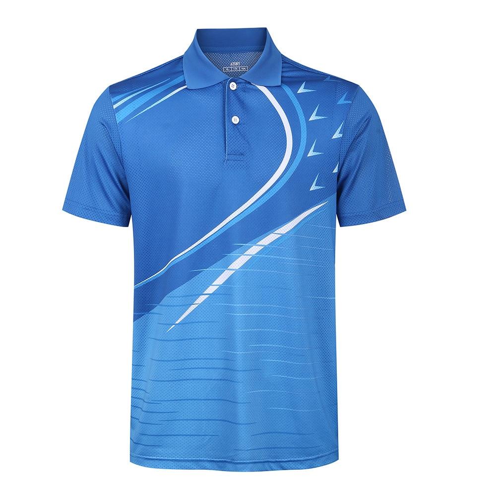 Free custom Badminton shirt Men/Women , Table Tennis