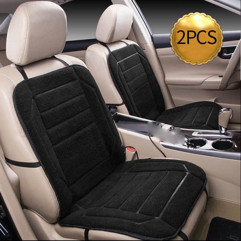 auto seat cover kachel verwarming pads kussen 12 v universele automobiles huishoudelijke verwarming warmer winter interieur accessoires styling in auto seat