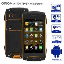 Original Oinom LMV11H font b Rugged b font font b Phone b font IP68 Octa Core