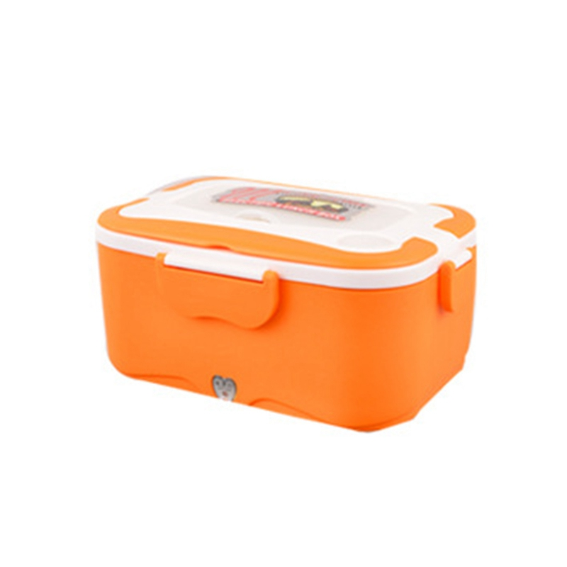 new arrival lunch container box 12v electric portable car food heater fresh keeper warmer bento. Black Bedroom Furniture Sets. Home Design Ideas