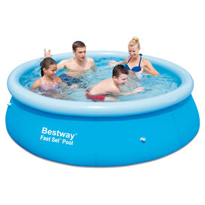 Бассейн надувной круглый 76x366 см-Bestway