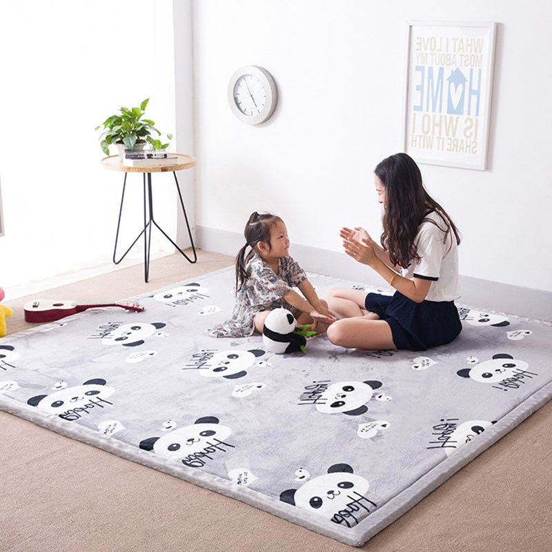 INS Baby Infant Play Mats Children s Mat Thicken Tapete Infantil Baby Room Crawling Pad Baby