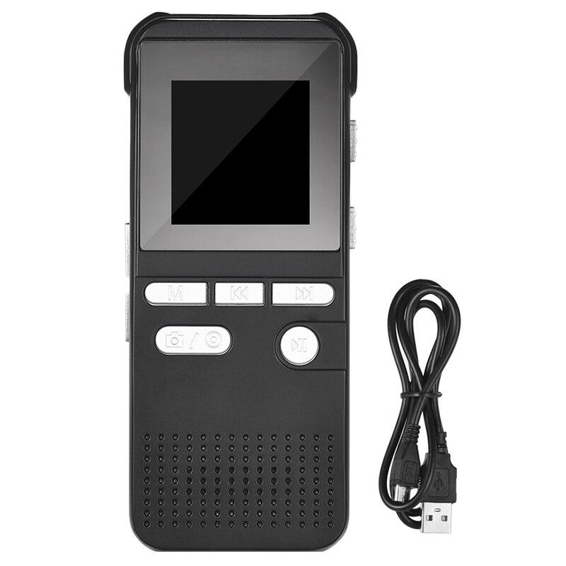 E830 enregistreur de caméra numérique vidéo enregistrement vocal stylo lecteur Mp3 avec 1.4 pouces écran affichage de mouvement enregistrement en boucle de détection