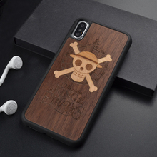 Wooden One Piece Phone Case
