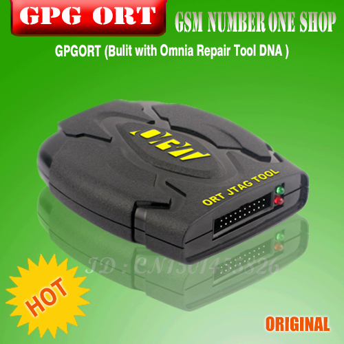 100%original 2016 new GPGORT box(jtag box)(ORT JTAG TOOL) Omnia Repair Tool (without JTAG adapters)