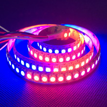 1m/5m WS2812B Smart RGB LED Pixel Strip Black/White PCB 30/60/144 leds/m WS2812 IC ,WS2812B/M 30/60/144 pixels IP20/65/IP67 DC5V