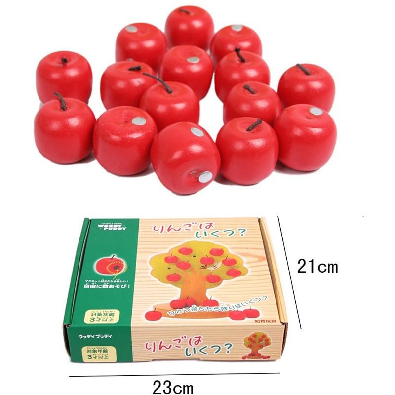 sukitoy wooden montessori educational math toys magnetic 04