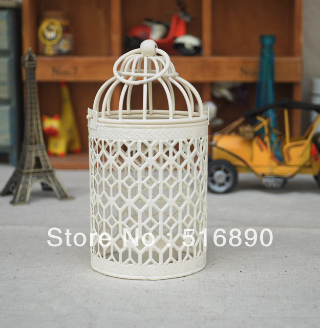 FREE SHIPPING!Weddings lantern Candle Holder bird cage  candle holder wedding gift  house decoration
