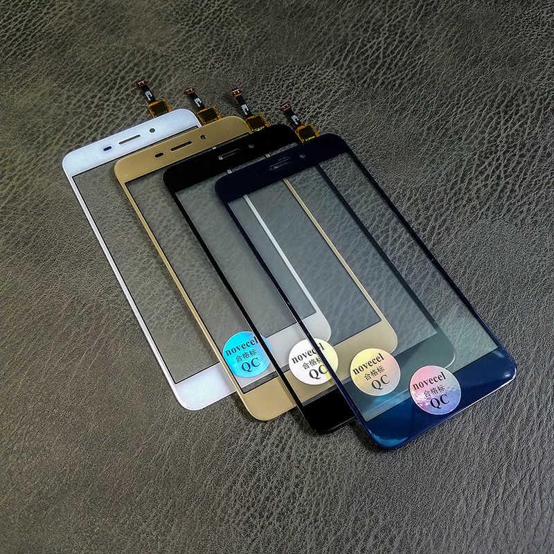 FOCUSR. LCD شاشة تعمل باللمس الاستشعار محول الأرقام لوحة زجاجية استبدال لهواوي الشرف 6C برو/V9 اللعب
