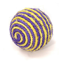 Colorful Claw Cute Cat Toy Feather Ball Sisal Funny Interactive Training Toys Ses Topu Sonos Pets Products For Cats 50DC0041