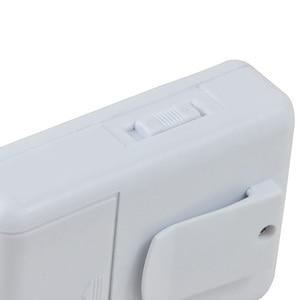 Image 4 - wirless infrared alarm Door Bell Driveway Patrol Garage System Motion Sensor 1 Transmitter With 2 Receivers