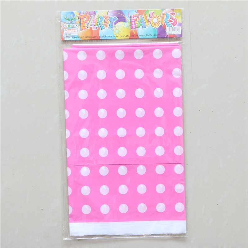 Wrap Any Large Girl Baby Shower Gift In Adorable Style With This Jumbo Plastic Pink Polka