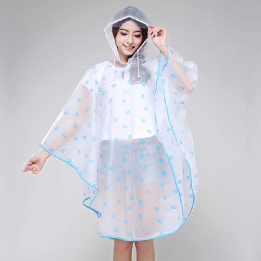 Прозрачный белый дождевик для женщин полиэстер водонепроницаемый плащ для мужчин дождевик непромокаемая одежда Regenjacke gear дождевик 5R165
