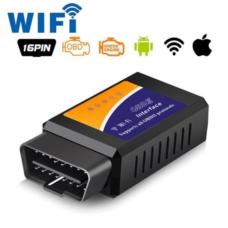 VIECAR Super Mini V03HW Ispezione Strumento V1.5 WIFI PIC18F25K80 Circuito Integrato OBD2 OBDII Lettore di Codice WIFI Per Android/IOS