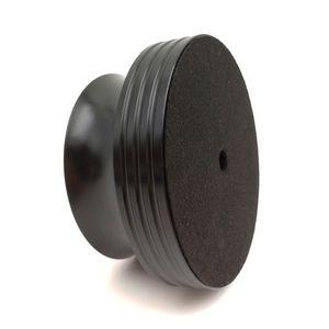 Image 3 - Di alluminio del Metallo Disco In Vinile Peso Stabilizzatore Disco Bilanciato Morsetto per Giradischi LP Record Player Accessori