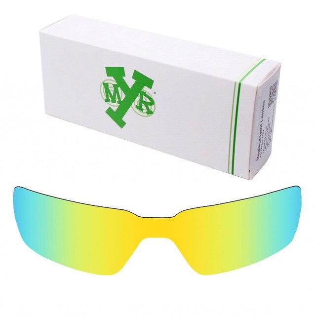 60de8f8e88 Mryok POLARIZED Replacement Lenses for Oakley Probation Sunglasses 24K Gold