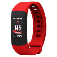 B6 Smart Band Waterproof Women Fitness Tracker Smart Bracelet Heart Rate Monitor Pedometer Alarm Clock Wristband for Android IOS