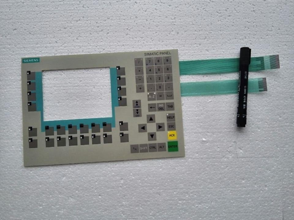 New For Siemens SIMATIC PANEL OP270-6 6AV6542-0CA10-0AX0 Membrane Keypad Switch