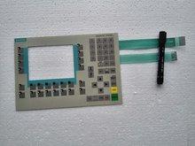 6AV6542-0CA10-0AX0(OP270 KEY-6)  Membrane Keypad for HMI Panel repair~do it yourself,New & Have in stock