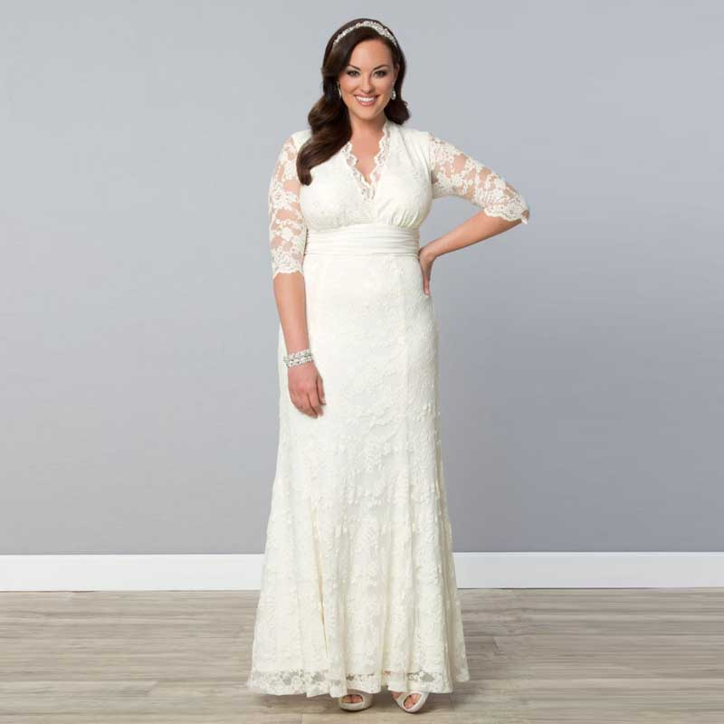 Popular huge dress buy cheap huge dress lots from china for Plus size lace wedding dresses cheap