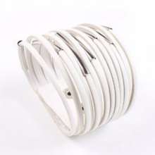 Fashion Women's Multilayer Leather Bracelet
