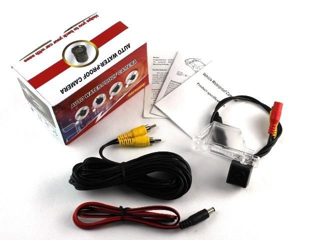 Автомобильная камера заднего вида для Nissan Sunny 2011~ /камера заднего вида/HD CCD RCA NTST PAL/светильник номерного знака