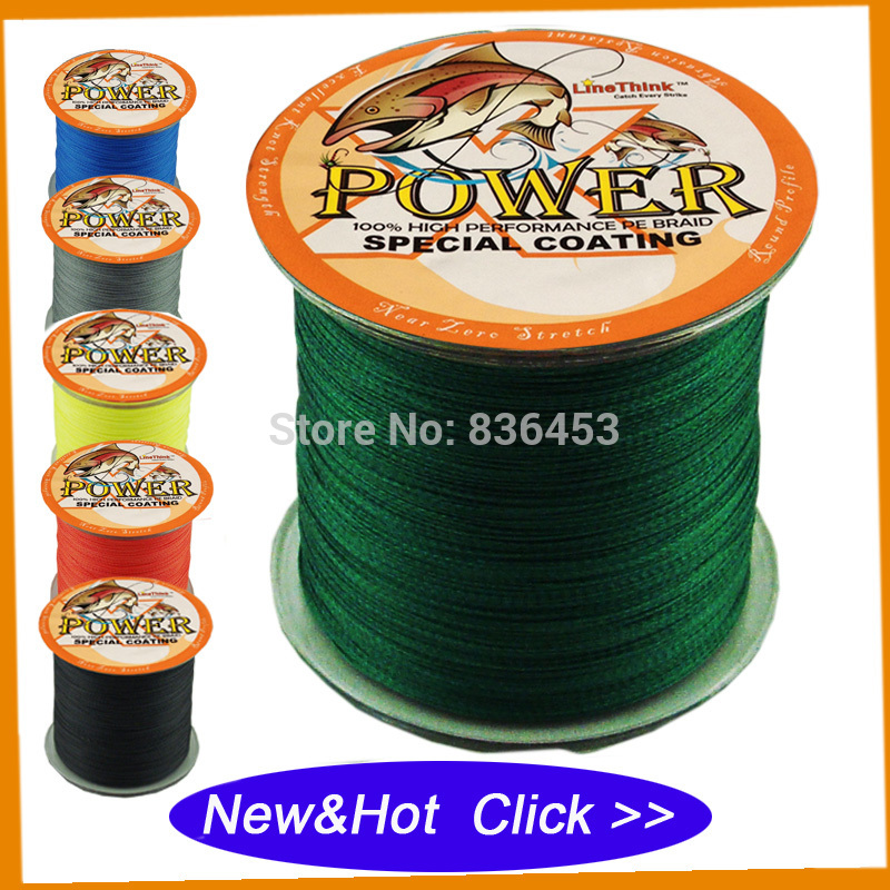 SUPER STRONG Japanese100% PE Braided Fishing line 500m Multifilament Fishing lines 40lb 80lb100lb Best Fishing Line