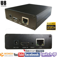 U8Vision H.264 HDMI Video Encoder streaming encocder HDMI Transmitter live Broadcast encoder H264 iptv encoder