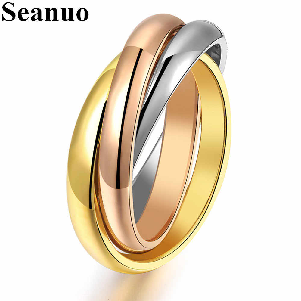 Seanuo 3/Rose Gold/