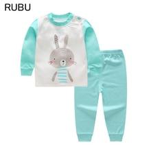 Hot Sale Kids Pajamas Children Pyjamas Clothes Girls Boys Clothing Sets Nightwear Sleepwear Baby Pyjama