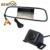 BEMTOO 170 Ângulo de Backup Reversa Traseira Do Carro Da Câmera à prova d' água com 4.3 polegada de Cor LEVOU Monitor de Espelho de Carro, Droshipping