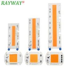 COB светодиодный фитолампа полного спектра AC220V 110 В 20 Вт 30 Вт 50 Вт 70 Вт для комнатных растений рост рассады и роста цветов