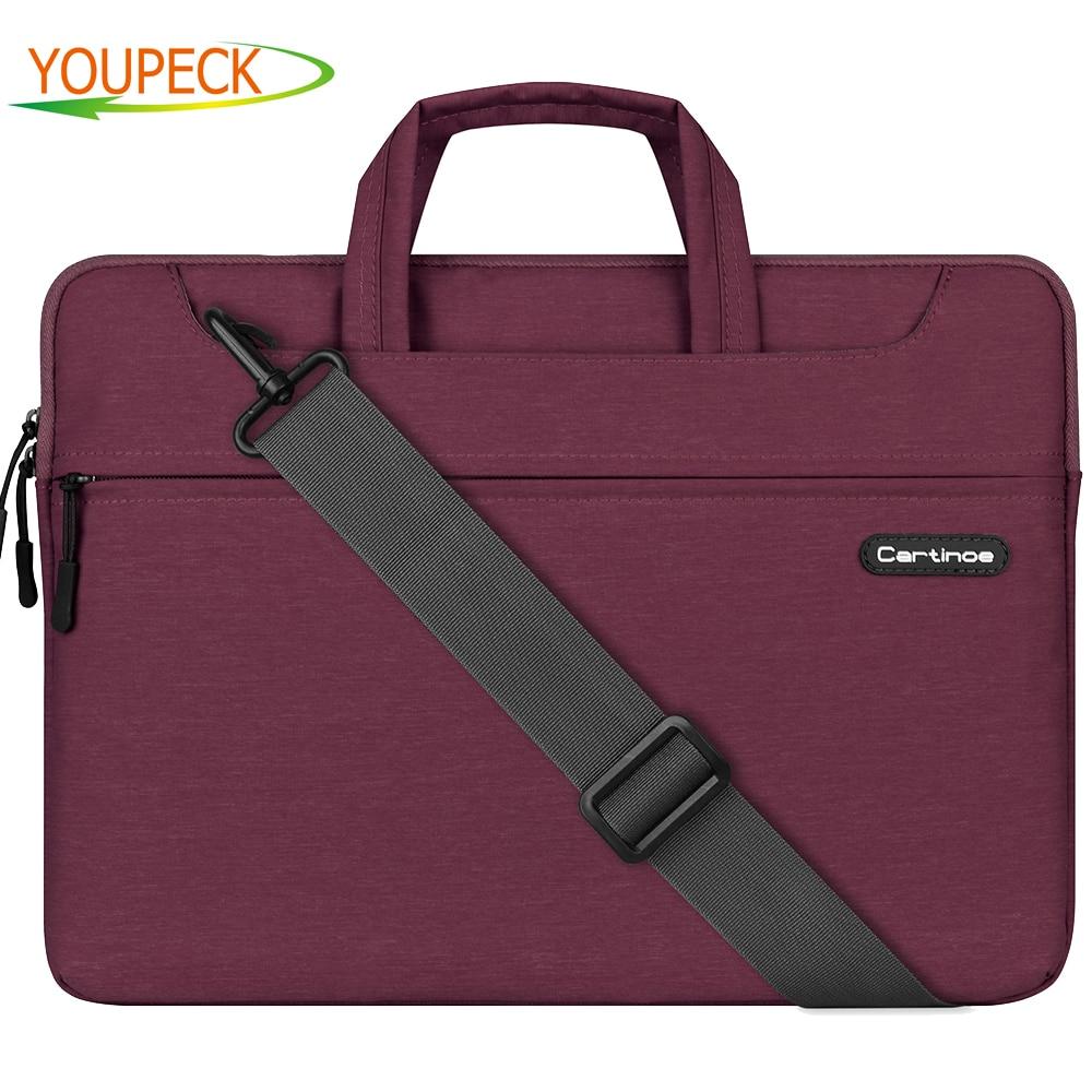 Cartinoe font b Laptop b font bag 13 3 11 14 15 6 inch Notebook Carrying