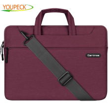 Cartinoe Laptop bag 13.3 11 14 15.6 inch Notebook Carrying Handbag Shoulder Messenger Sleeve Bag for MacBook Touchbar 13 15 Pro