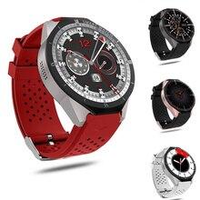 Original kingwear  kw88 GPS smartwatch MTK6580 1.39inch Amoled smart phone  wearable device for Samsung gear s2 smart watch men