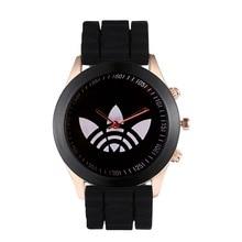 2019 reloj mujer Dropshipping Nova Marca de moda As Mulheres Se Vestem de Genebra Relógios Silicone Watch oso AD Relógio Pulseira de Quartzo presente