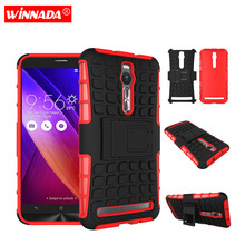 Case for Asus Z00AD ZenFone 2 ZE550ML ZE551ML ZE ZE550 ZE551 550 551 550ML 551ML Case Hybrid Heavy Duty Armor Hard Plastic Cover