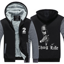d69bb39bd Buy hoodie zipper rap man and get free shipping on AliExpress.com
