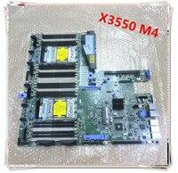 Para ibm x3550 m4 servidor original lga2011 placa mãe 00j6192 00y8640 00y8375 94y7586 (placa mãe só)|Carregadores| |  -