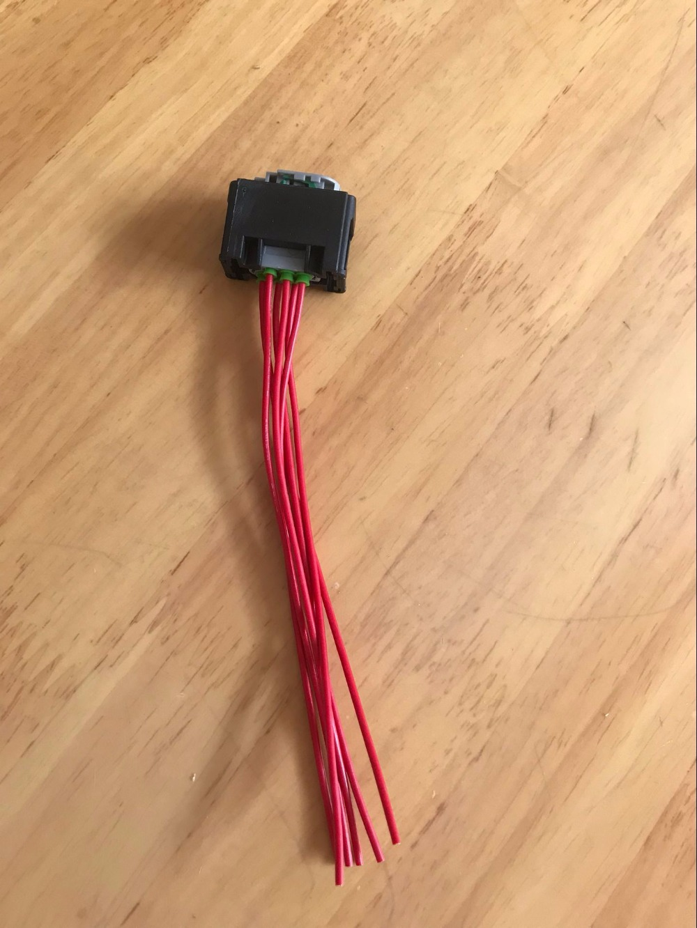 6 Pin Tyco Plug Valve Sensor Connector Wire Harness 1 967616 Wiring 7m0973119 In Cables Adapters Sockets From Automobiles Motorcycles On
