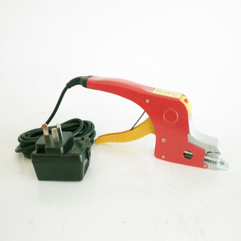 Elektrisch omsnoeringsapparaat handmatige sealless-banden - Lasapparatuur - Foto 6