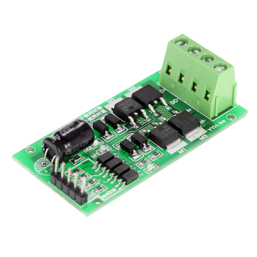 DC5V~27V 5A DC Motor Driver Board Module Reversible Speed Control