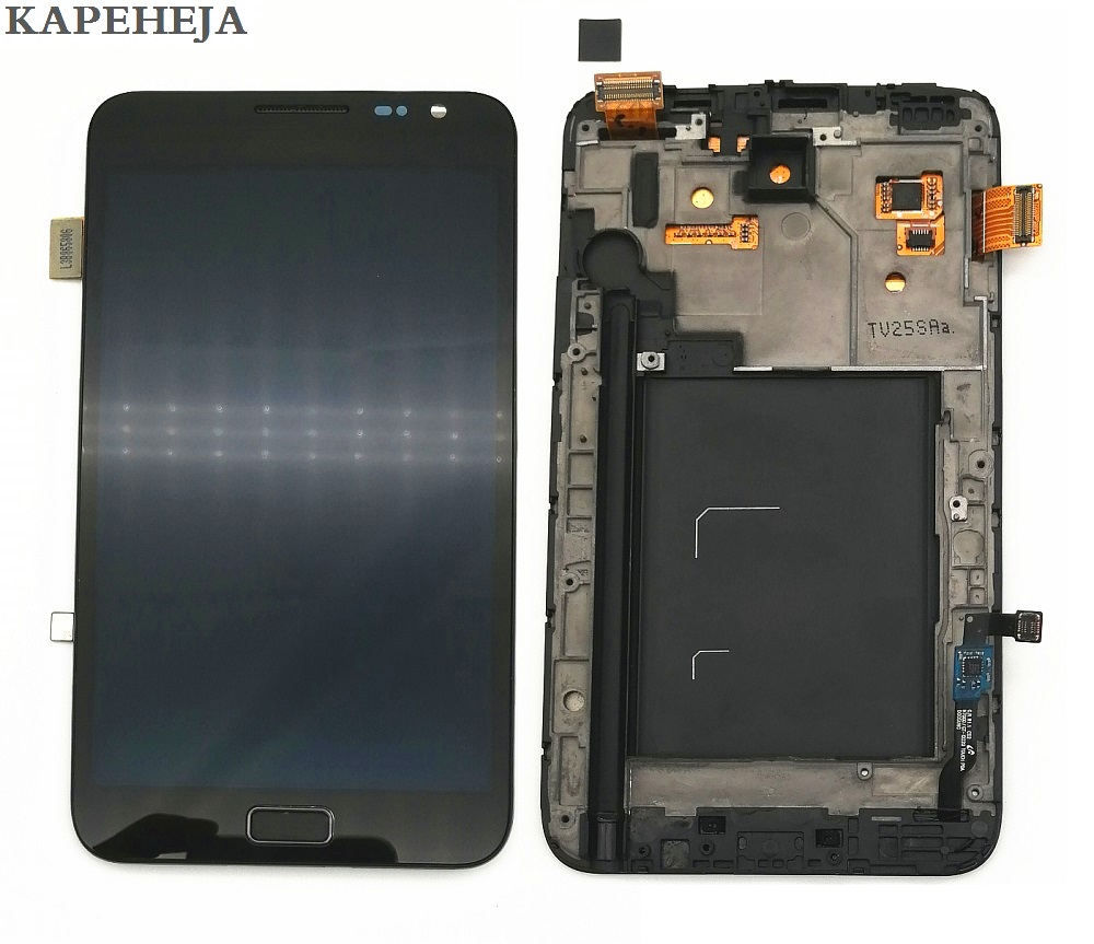 Super AMOLED Display LCD Per Samsung Galaxy Note i9220 N7000 Display LCD Touch Screen Digitizer AssemblySuper AMOLED Display LCD Per Samsung Galaxy Note i9220 N7000 Display LCD Touch Screen Digitizer Assembly