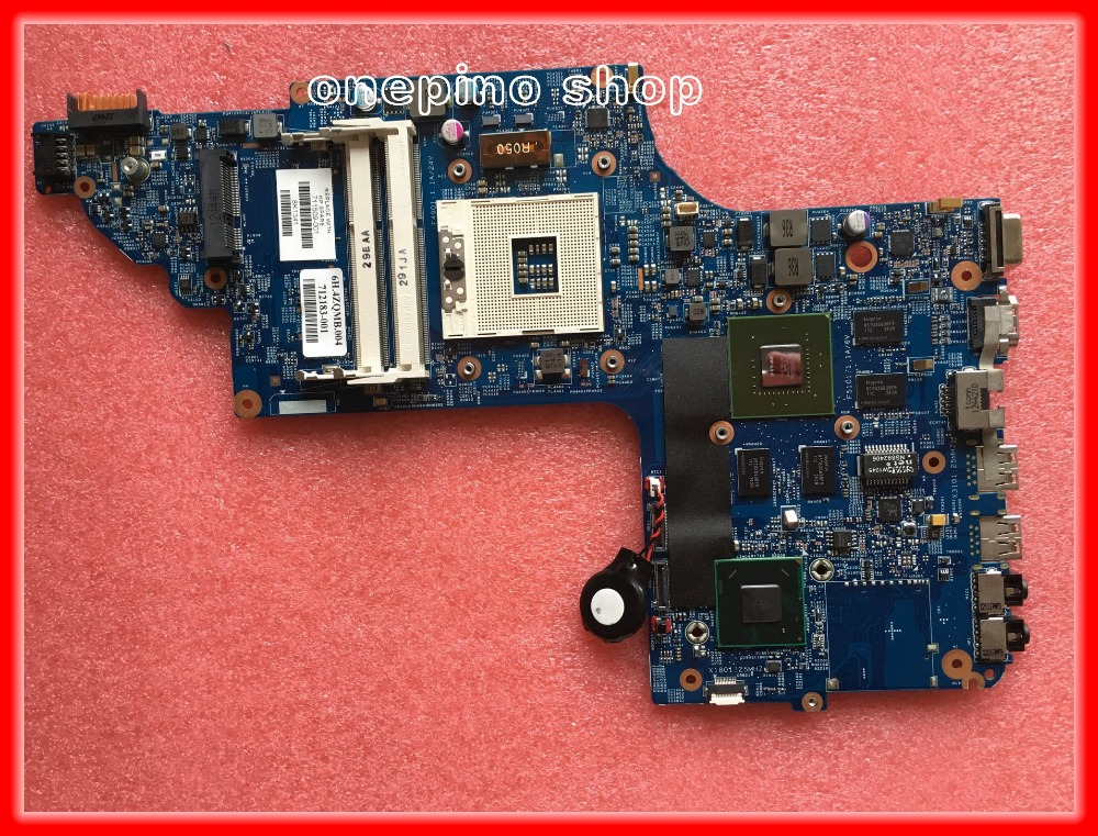 711509-501 for HP DV7T-7000 DV7-7000 motherboard 711509-001 HM77 48.4ST10.031 Tested working laptop motherboard for dv7 7000 711509 001 711509 501 712183 501 system mainboard fully tested