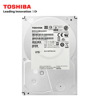 TOSHIBA Enterprise 8TB Hard Disk 8T 8000GB Internal Hard Disk HD 7200RPM SATA3 3.5 for desktop PC