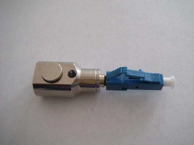 Бесплатная доставка, Круглый волоконный адаптер LC волоконно-фланцевый адаптер