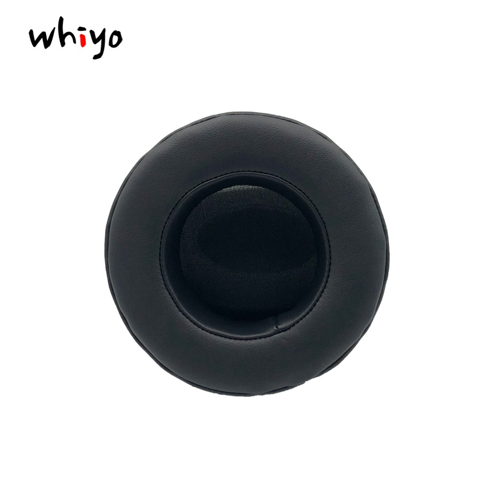 1 pair of Thicken Replacement Ear Pads Cushions for Superlux HD681EVO <font><b>HD668B</b></font> HD669 HD662 HD662 Sleeve Earphone Headphones image