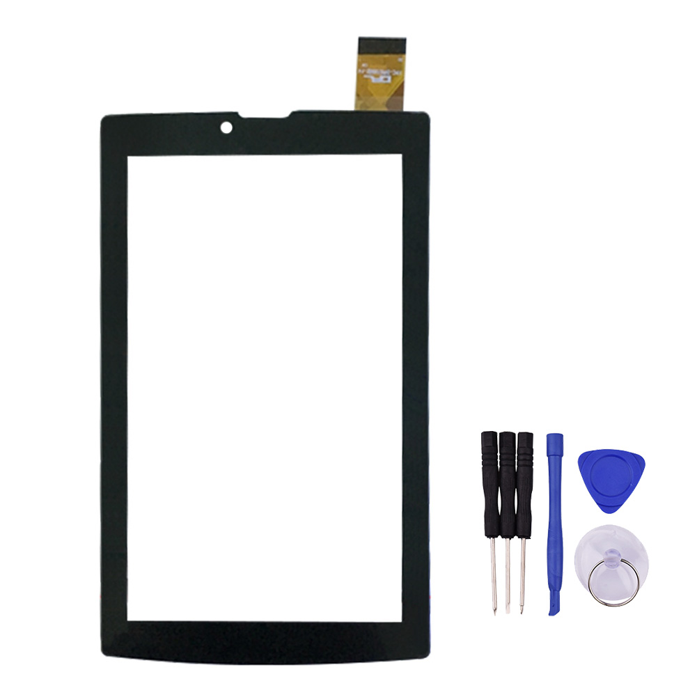 New 7 inch Touch Screen for fpc-dp070002-f4 Tablet Digitizer Glass Panel Sensor Replacement Free Shipping solar powered 13800mah external battery charger power source bank for samsung black white