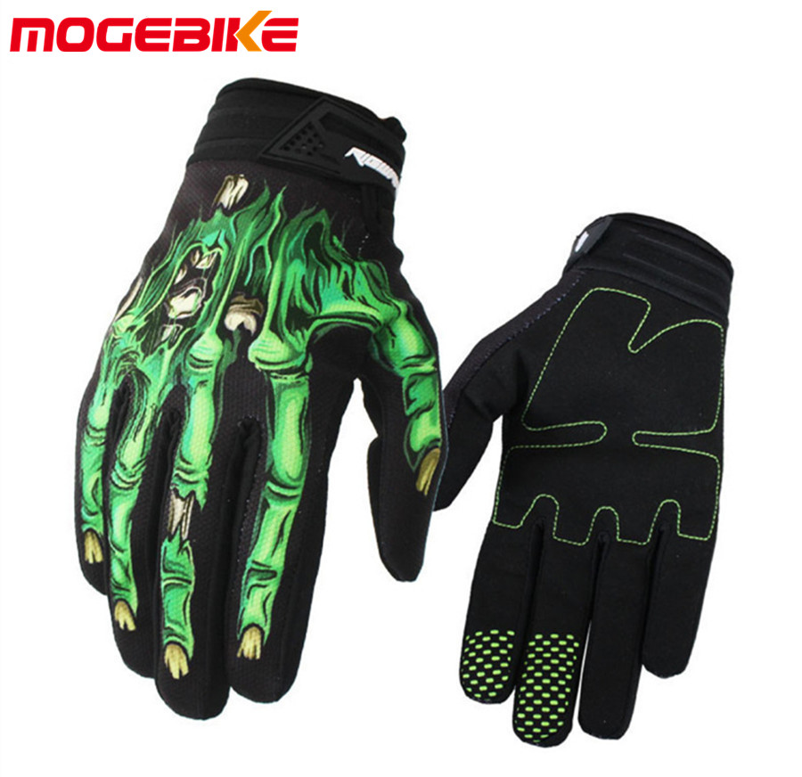 Motorcycle Gloves Outdoor Touch Screen Breathable Protective Gloves Full Finger Motorcycle Protective Gears Cycling gloves